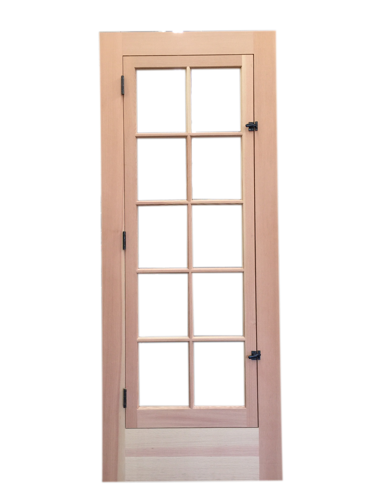 FRENCH COMBO DOOR FULL SASH
