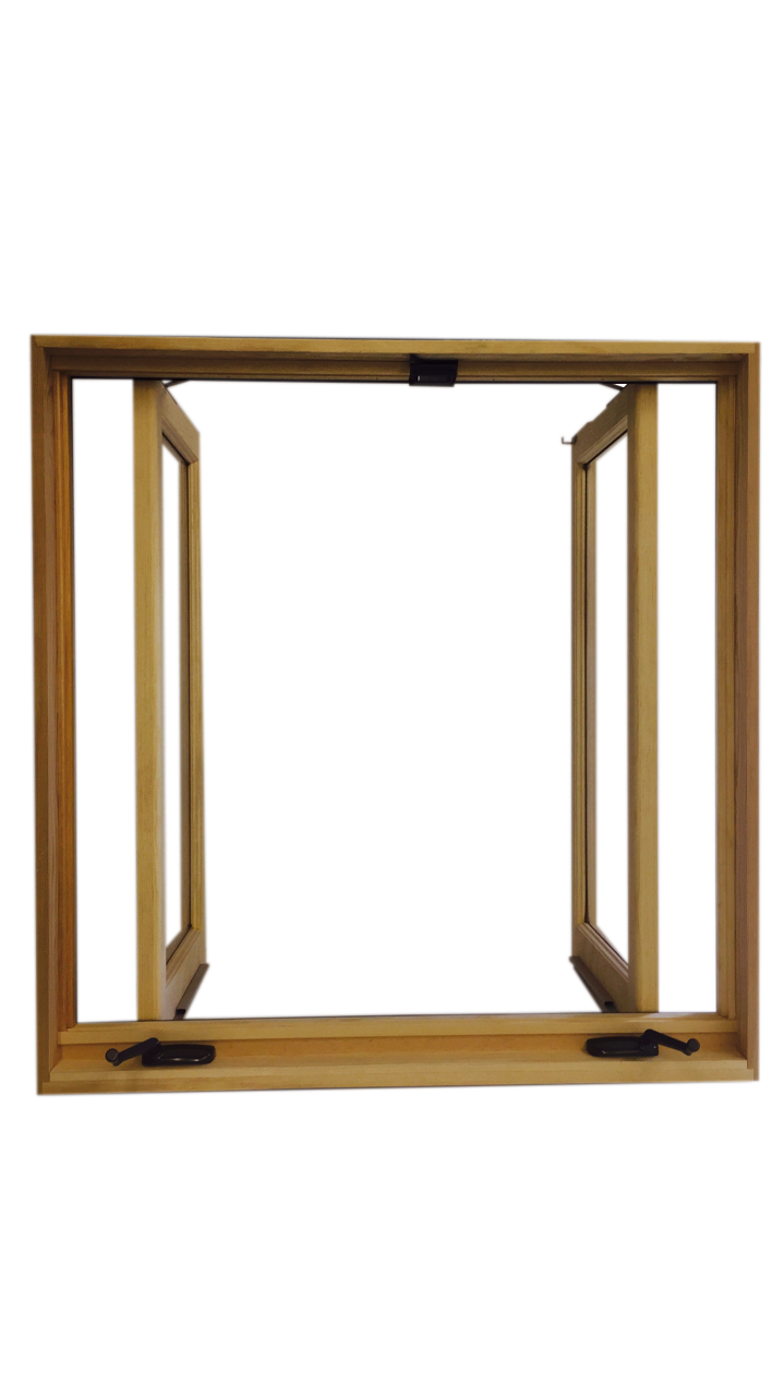 Swing Out Pair Casement Inside View