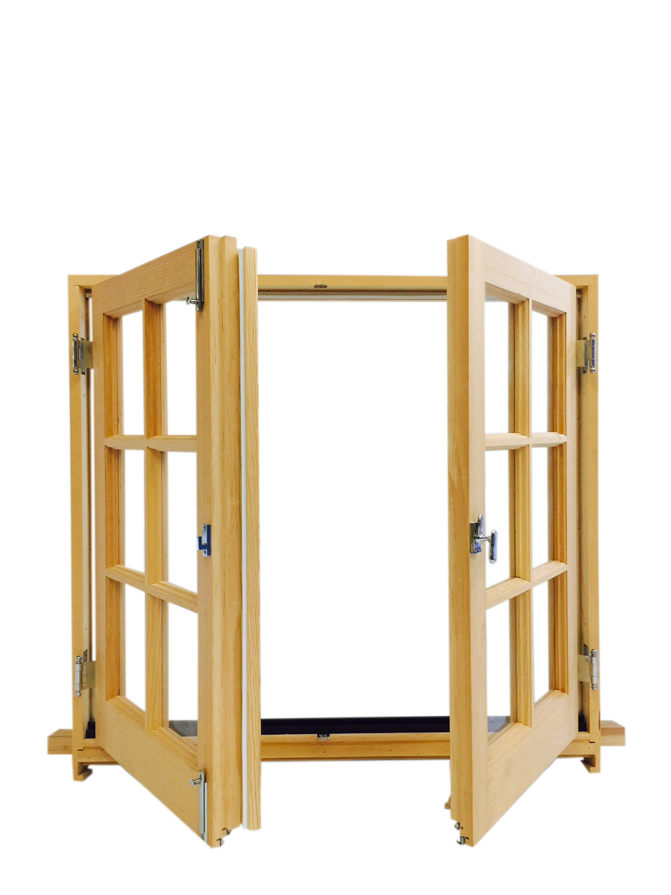 Swing In Pair Casement Inside Open