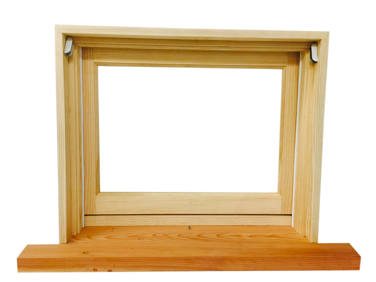 Hopper Window Outside View