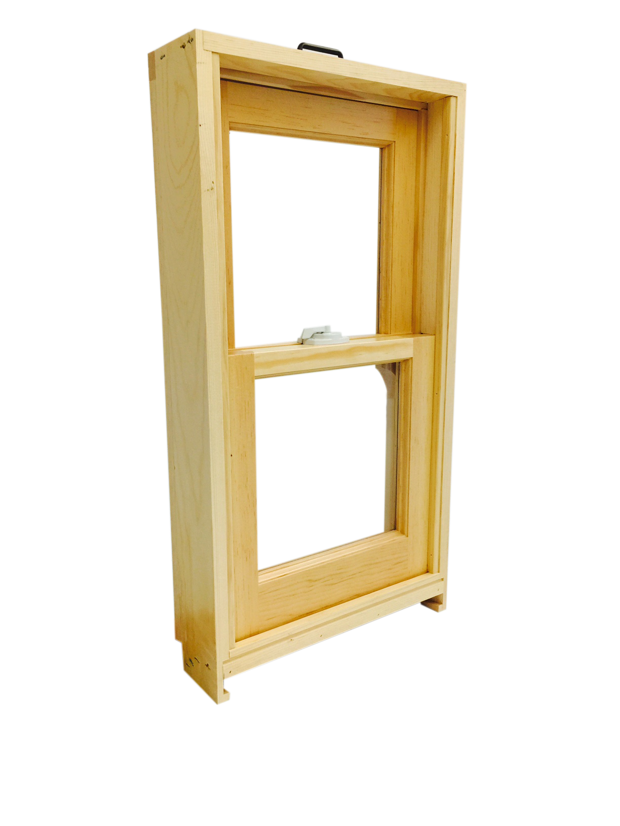 Double Hung Inside View