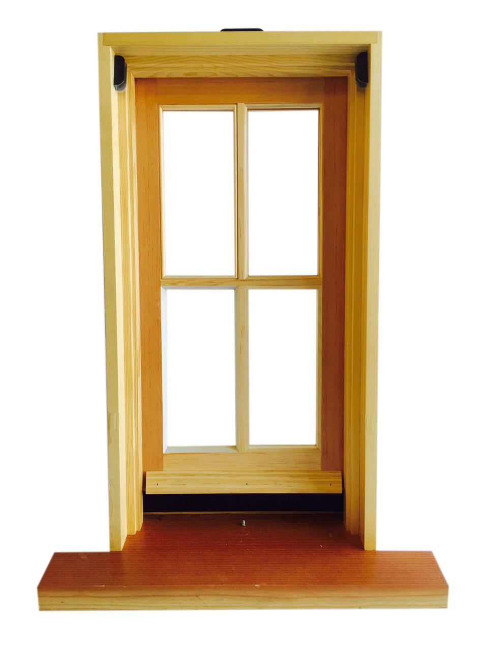 Swing In Casement Windows