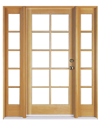 French Door Trip Unit #2